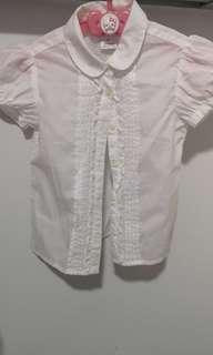 Polo Ralph shirt girls 18mth