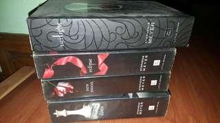 Twilight series bundle
