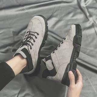 🏘URBAN🏘 Ignota Heavy Duty Travel Lace Up Boots Sneakers Shoes