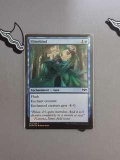 Magic The Gathering - Slimebind Foil Card