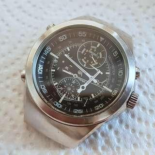 Seiko SUS SCFV001 chronograph dial/case parts 7T52