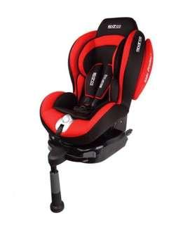 Sparco F500i red color
