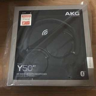 AKG On-Ear Bluetooth Headphones