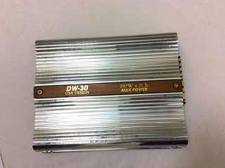 Pre-Loved Car Amplifier DW-30 US Design