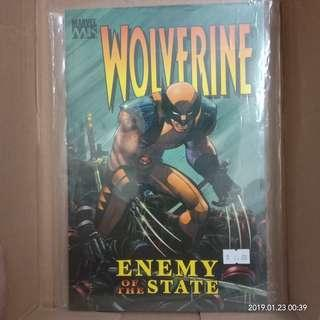 Marvel Wolverine : Enemy of the State Vol. 1 #CNY888