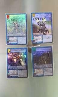 Bandai 數碼暴龍卡 咭 Digimon Card