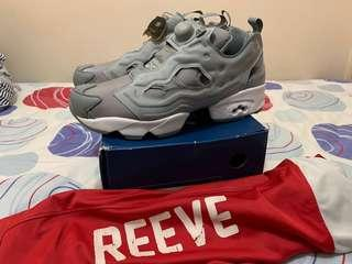 Reebok Pump Fury OG 灰魂