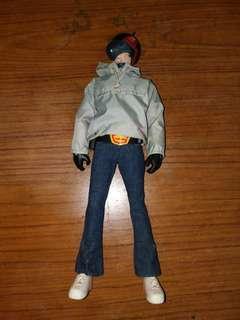 "Hot gatchaman 1/6 12"" medicom vintage 科学小飞侠 figure toys"