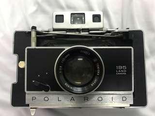 Vintage - Polaroid Land Model 195