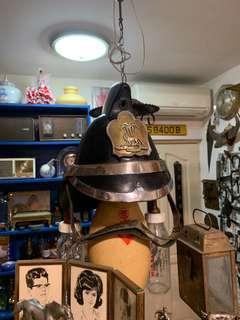 Fireman helmet. 1st generation.
