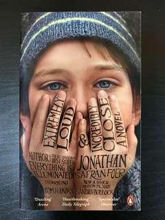 Extremely Loud and Incredibly Close by Jonathan Sacramento Foer