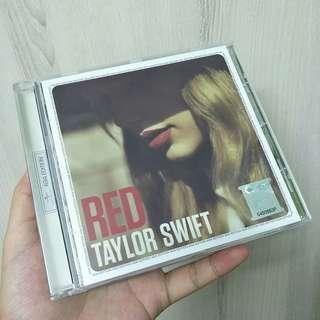 Taylor Swift - [RED] CD Album
