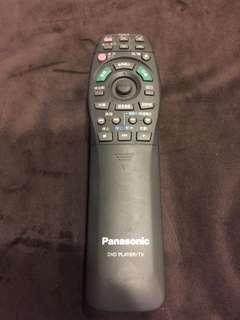 🚚 Panasonic DVD PLAYER/TV遙控器
