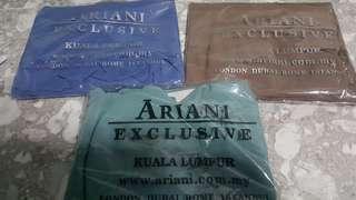 Ariani instant flare shawl