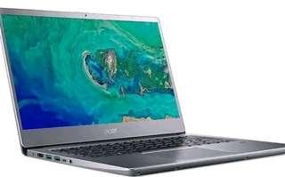 Acer swift 3 i5-8250U+1TB+4GB+mx 150 2gb+Win 10 Ori+Finger print