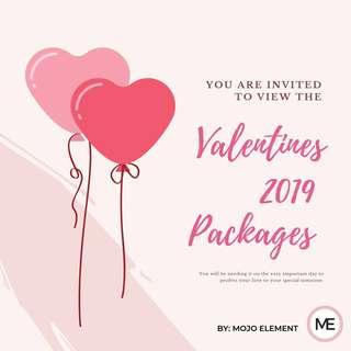 Valentine'19 Packages