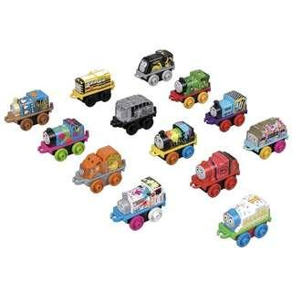 (In-Stock) Fisher-Price Thomas & Friends MINIS, Party Favor Surprise Cargo (Brand New)
