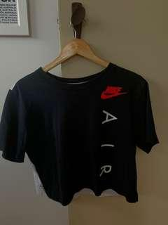 Nike crop top, never been worn