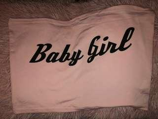Baby Girl Bandeau