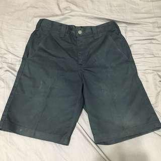 🚚 [W31] CARHARTT WIP 黑色 工作短褲 優質二手 工裝 DICKIES