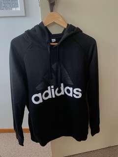 adidas hoodie (slightly cropped)