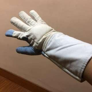 Fencing Gloves (Right Handed)