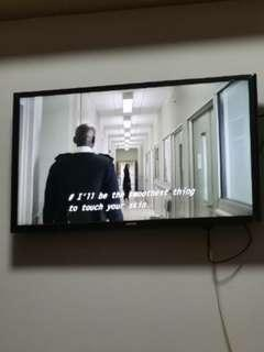 Samsung smart tv Led 32 inch.
