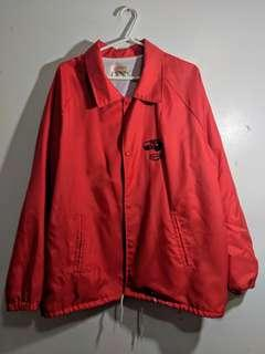 Red Spring Jacket