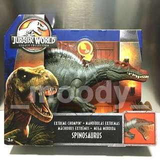 Target Exclusive Jurassic World Legacy Collection Extreme Chompin' Spinosaurus