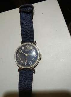 Russian dress watch subdial big number
