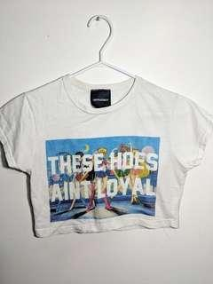 Untitled&Co Cropped Tee
