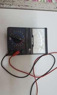 🚚 專用型三用電表