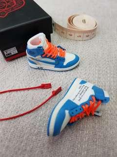 1/6 Sneakers Nike Air Jordan 1 AJ1 AJ 1 [Diorama / phicen / TBLeague body / Hot Toys Shoes / Peter Parker]