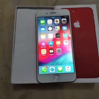 iPhone 7 Plus 128GB Fullset Red Edition ZP/A