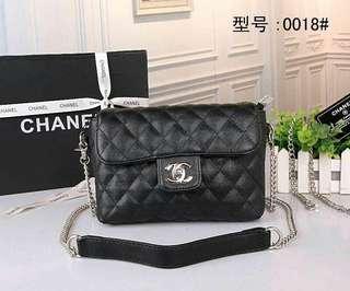 Chanel Sling Bag FREE BOX CHANEL #CNY8888