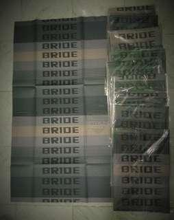 Original Bride Seat Cover (waterproof)