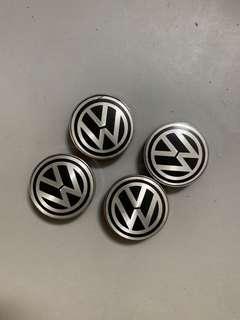 Volkswagen VW logo badge Wheel Rim Center Hub Cap