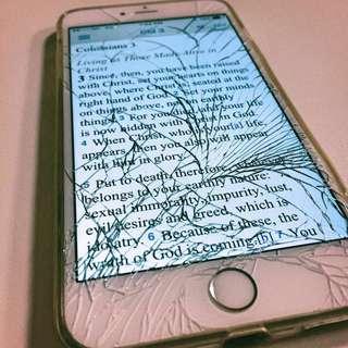 🚚 15min iPhone LCD Screen Repair , iPhone Crack Screen Repair