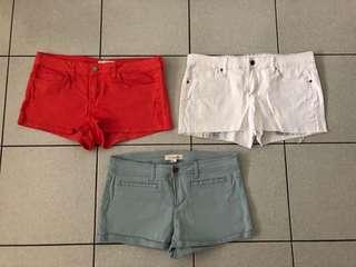 Forever 21 shorts - size 30