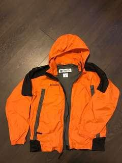 Columbia Windbreaker, Youth 14/16, Excellent Condition