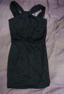 Dress kondangan / dress pesta / mini dress