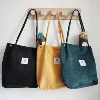 Canvas Bag (Plain)