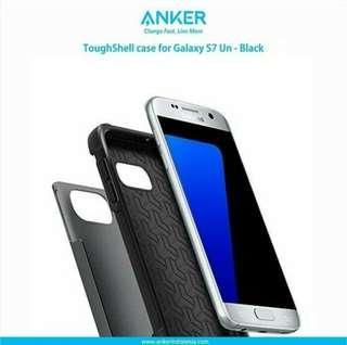 #BebasTawar Anker ToughShell Case for Galaxy S7 (black)