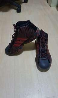Adidas rubber shoes size U.S. 11