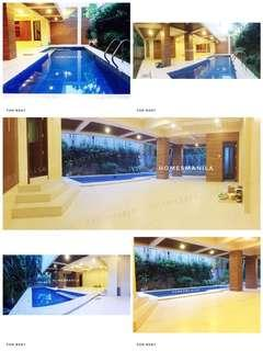 Modern Ayala Alabang House and Lot For Rent / Lease
