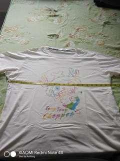 Tony Tony Chopper Tee T Shirt Baju