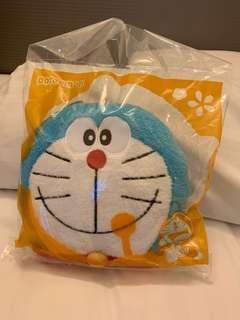 🚚 HK McDonald's Doraemon Lucky Magic gadgets Collectibles - Head Bag