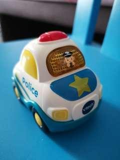 Vetch police car