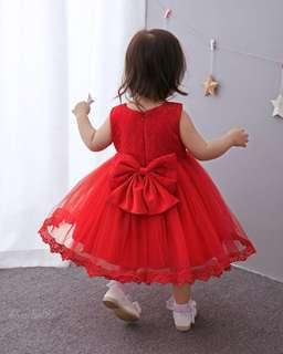 Instock Princess Dress CNY Dress CNY Sale