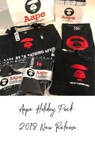 BN Authentic Aapw FULL SET holiday pack 2018 new release